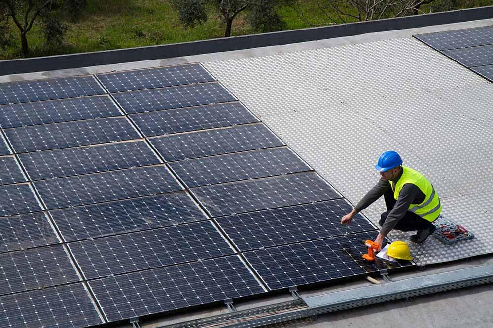 Les conditions a remplir pour installer des panneaux solaires