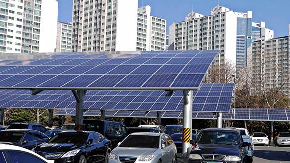 Quel intérêt à installer un parking solaire photovoltaïque ?
