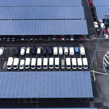ombrière-photovoltaique