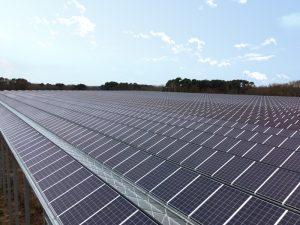 technique solaire sur serre photovoltaïque