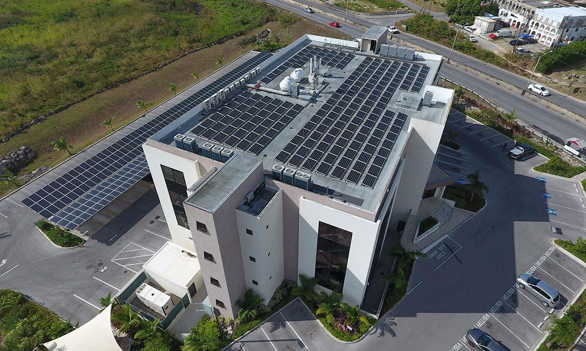 Installation de panneaux photovoltaïque