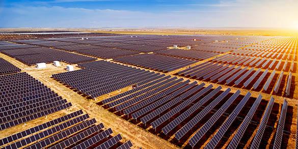 Le champ photovoltaïque lorsque le terrain est pollué : pourquoi ?