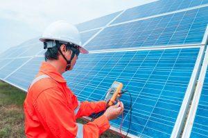 Le fonctionnement d'un panneau solaire multi-énergies