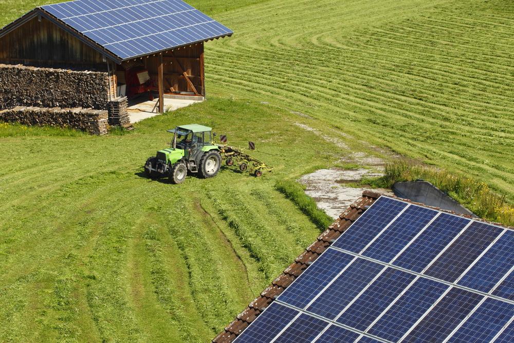 L'exploitation des énergies solaires au service de l'agriculture