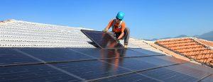 Panneaux solaires sur son bâtiment agricole