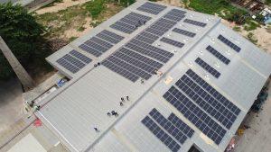 Qu'est-ce qu'un bâtiment photovoltaïque?