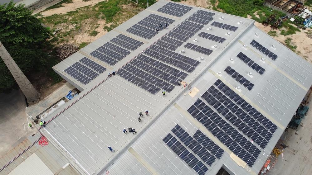 Qu'est-ce qu'un bâtiment photovoltaïque??