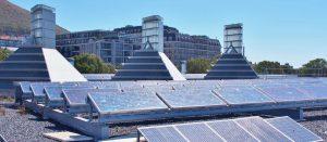 panneau photovoltaique batiment