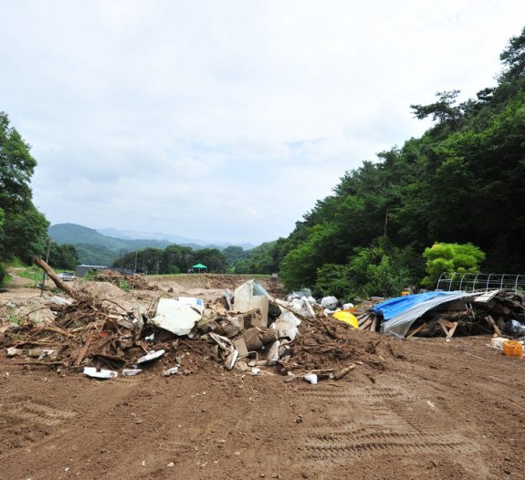 site pollué