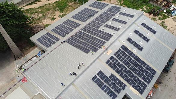 Qu'est-ce qu'un bâtiment photovoltaïque ?