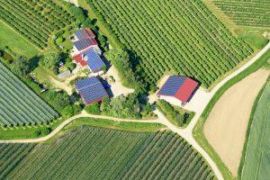 Les solutions photovoltaïques pour agriculteurs