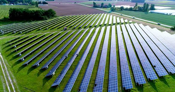 Produire de l'énergie solaire tout en cultivant, possible grâce à l'agrivoltaïsme