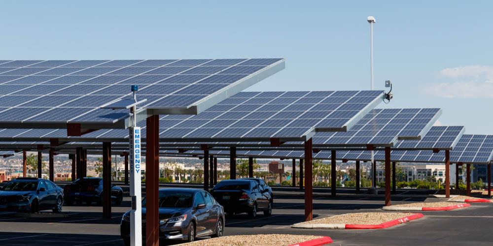énergie verte s'invite sur les parkings