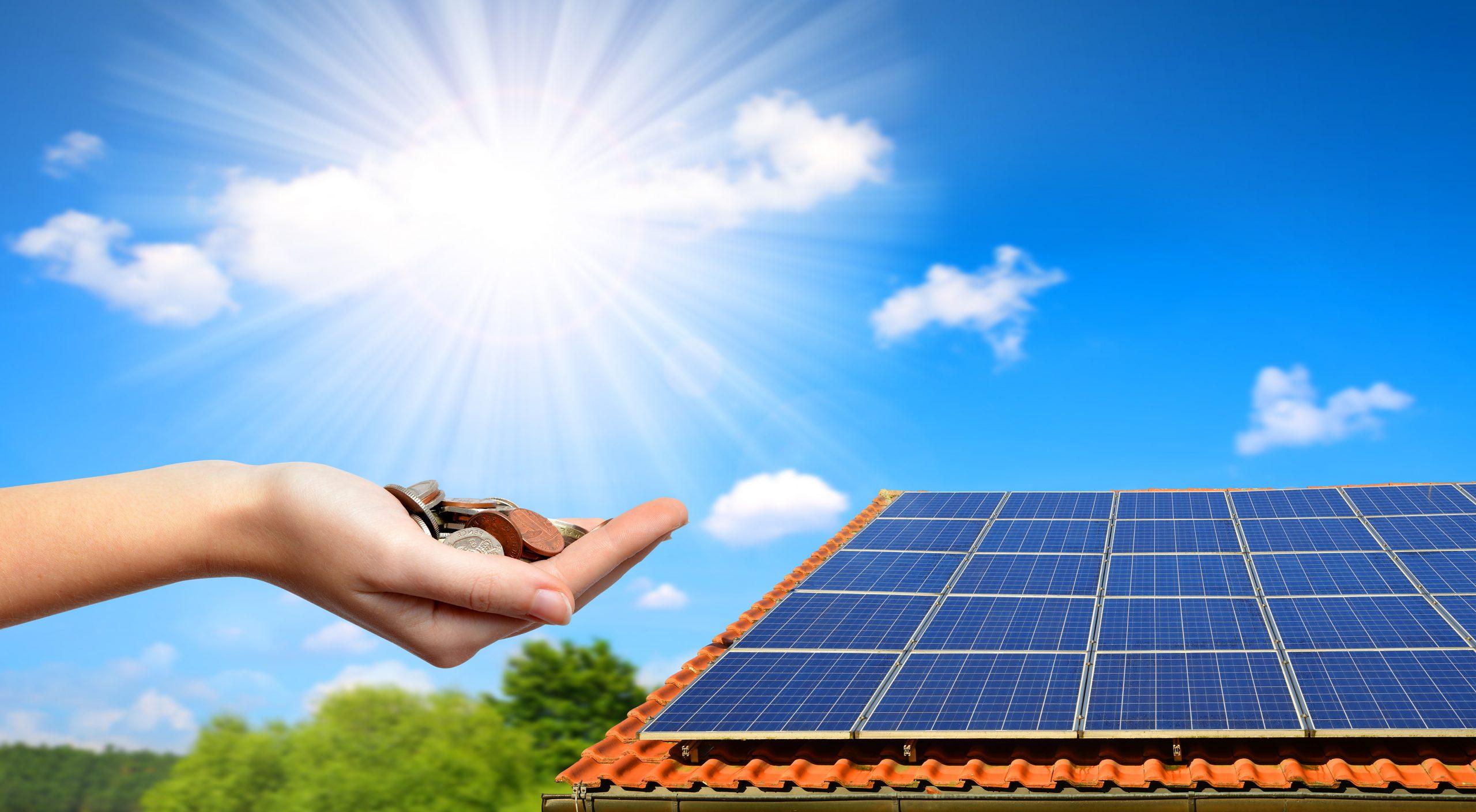 Investir dans l'energie solaire