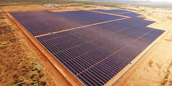 Le rendement des panneaux photovoltaïques
