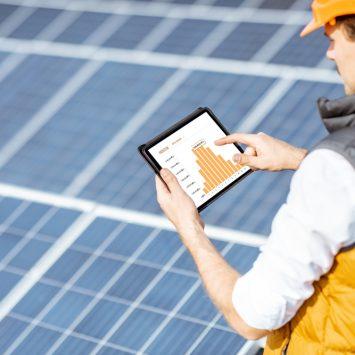 Produire de l'énergie solaire