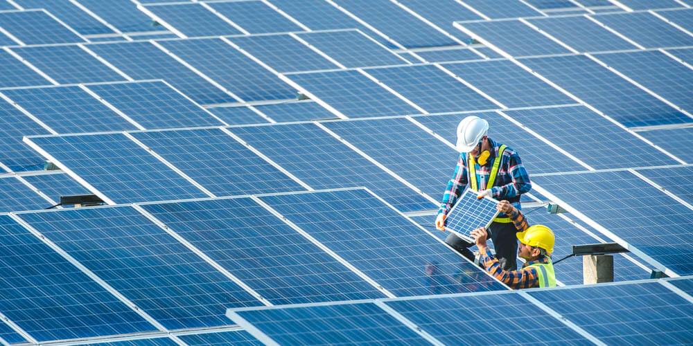 Une centrale solaire produit-elle beaucoup d'électricité ?