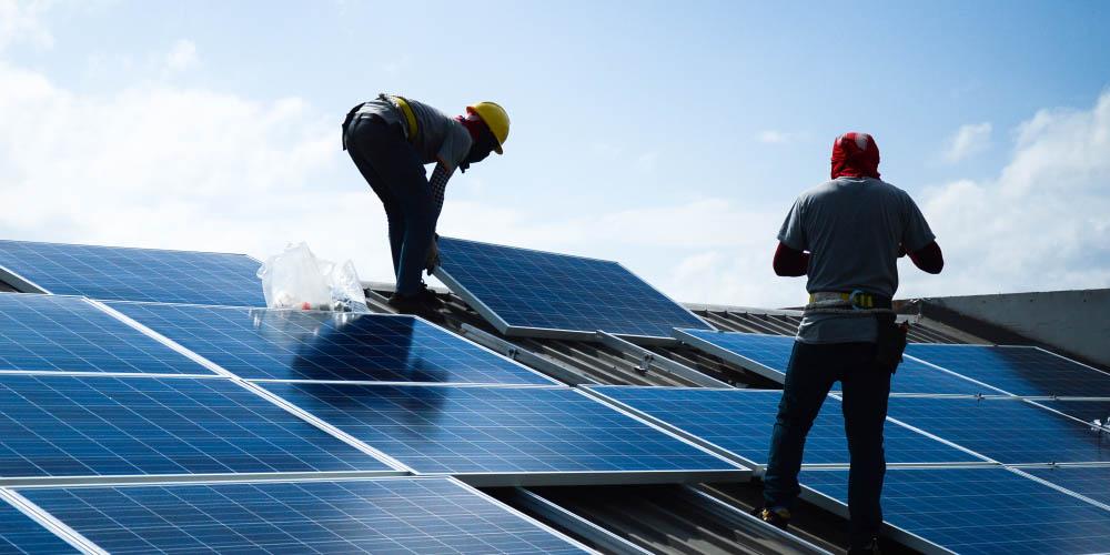 Comment fonctionne une centrale photovoltaïque ?
