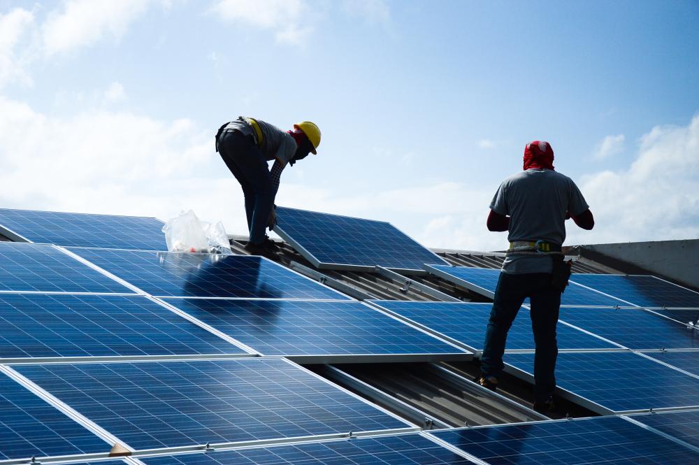 fonctionne une centrale photovoltaïque