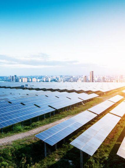 fonctionnement-centrale solaire-au-sol