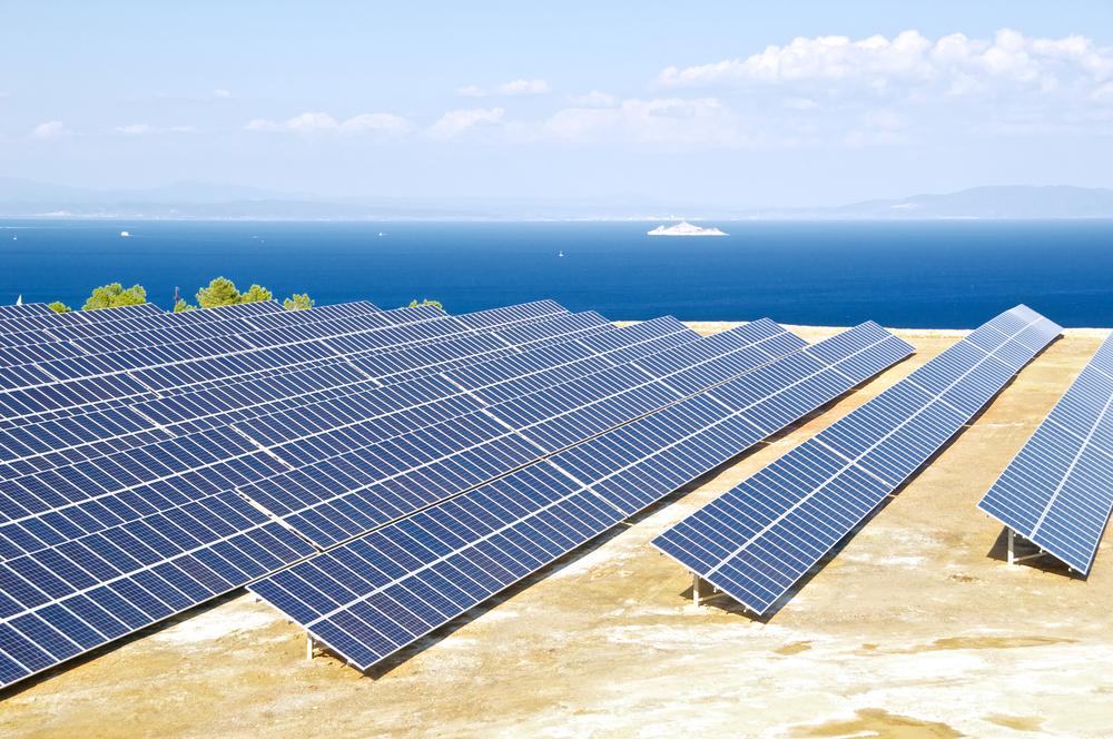 installer une centrale solaire sur un terrain inutilisé