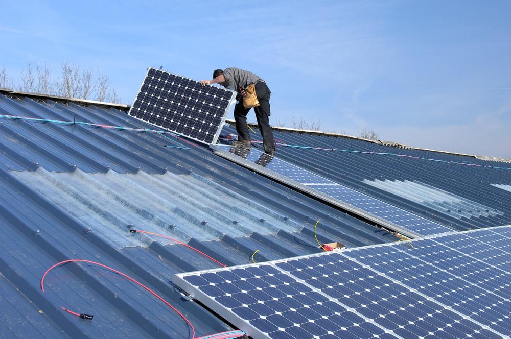 louer son toit pour produire de l'énergie solaire