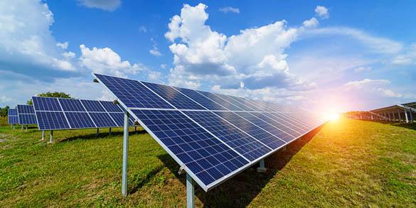 Le fonctionnement des panneaux solaires
