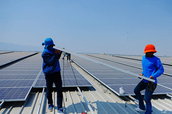 Louer votre toiture pour un projet solaire
