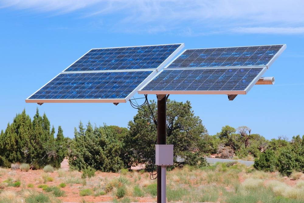 Comment installer un panneau photovoltaïque sur un terrain non constructible?