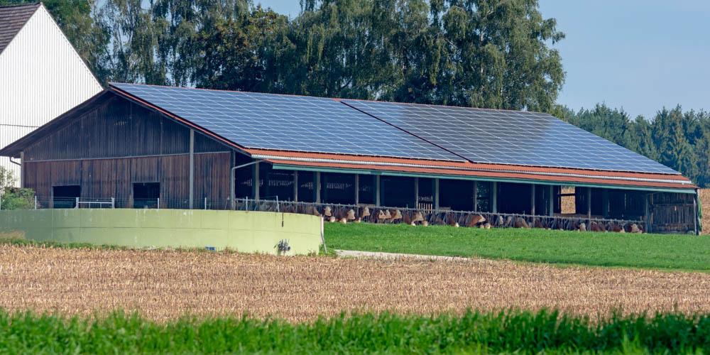 En quoi consiste un bâtiment photovoltaïque agricole??