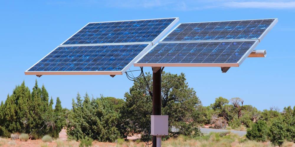 Comment installer un panneau photovoltaïque sur un terrain non constructible
