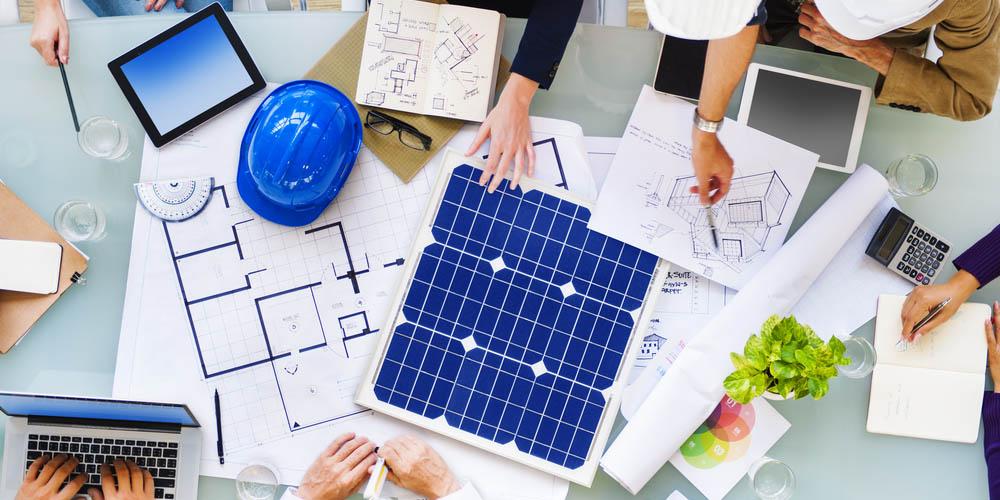Développer des projets solaires en vous aidant d'une société spécialisée en exploitation d'énergies photovoltaïques