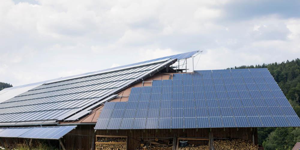 Installer un hangar photovoltaïque