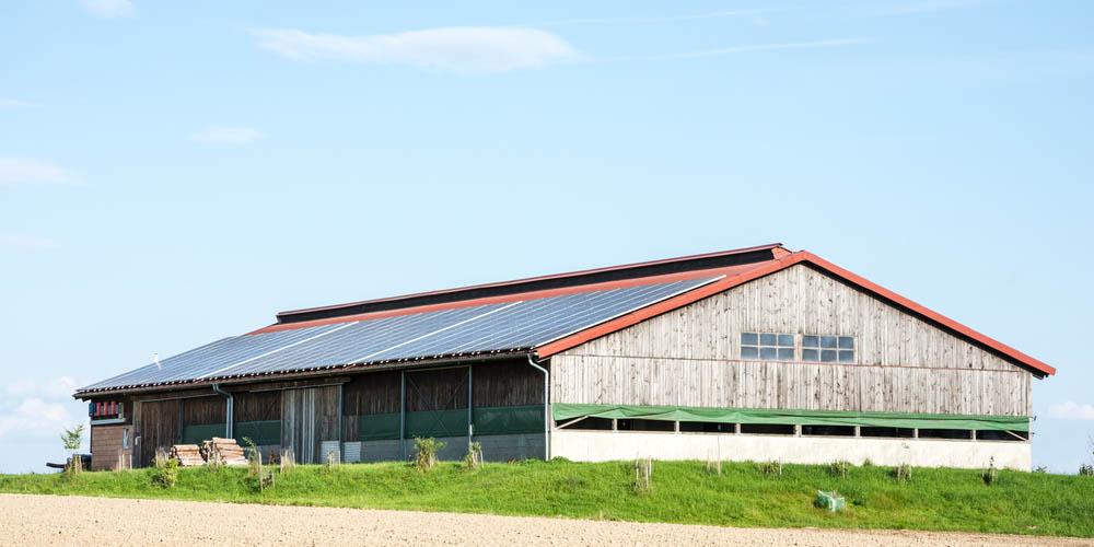 Investissement photovoltaïque agricole, comment le rentabiliser simplement ?