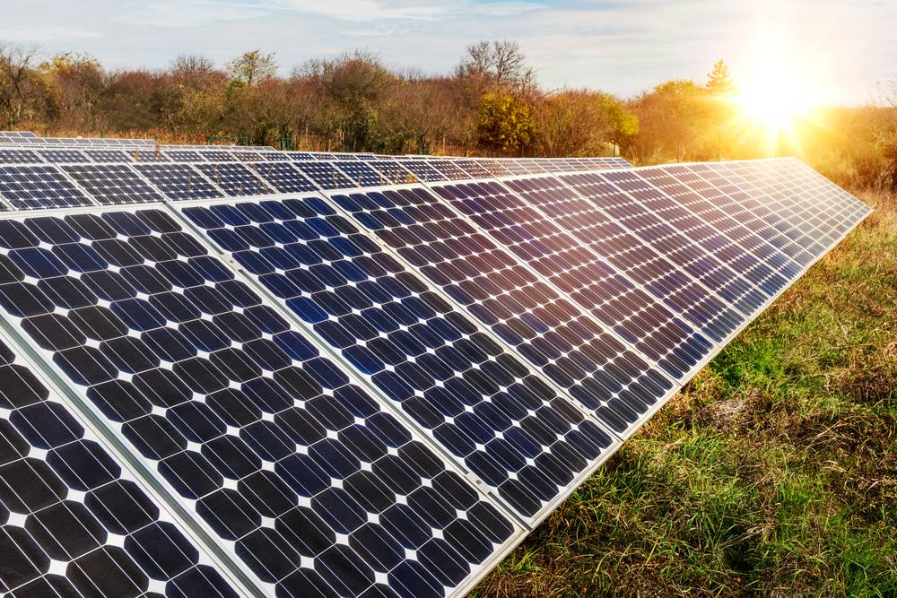 La production d'énergie solaire un investissement rentable