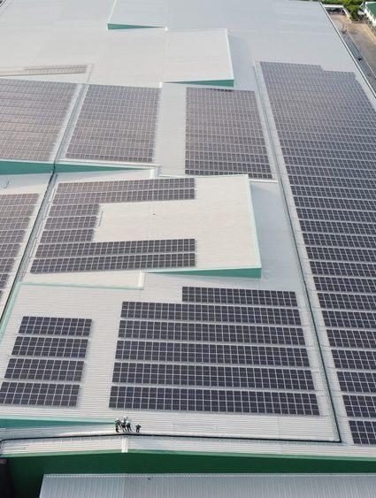Le processus de la location d'une toiture photovoltaïque