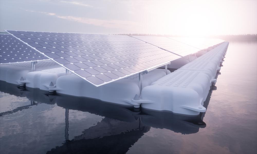 Les avantages des panneaux solaires flottants