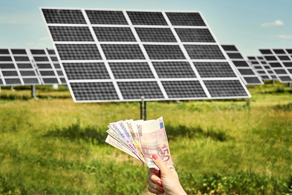 Professionnel comment se passe le financement de panneaux solaires