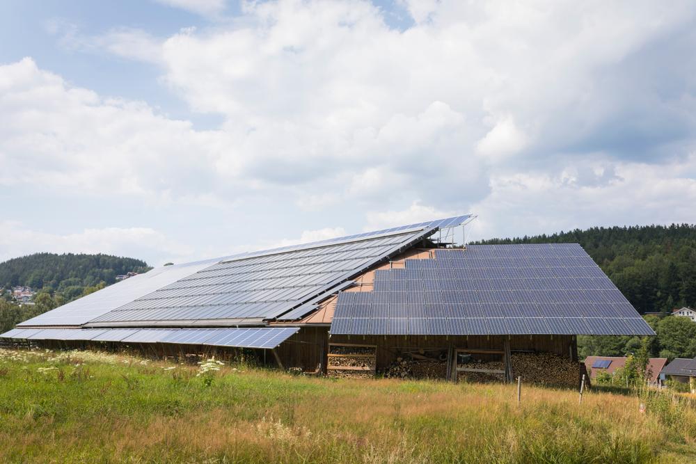 Qu'est-ce qu'un hangar agricole photovoltaïque