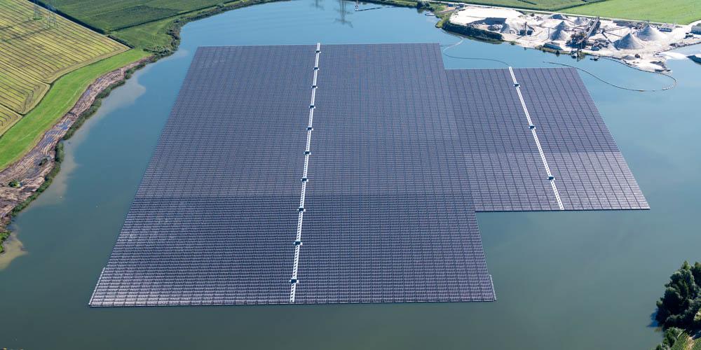 Que faut-il savoir sur les centrales solaires flottantes ?