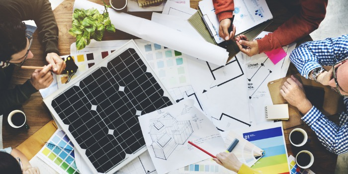 Mieux comprendre le potentiel d'un champ solaire