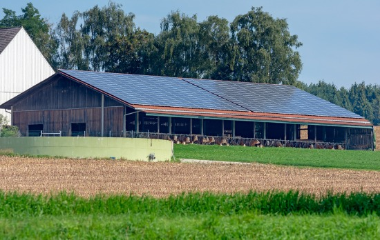 batiment photovoltaïque