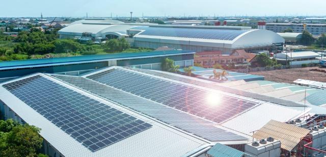 Critères dans l'installation d'une centrale solaire sur toit