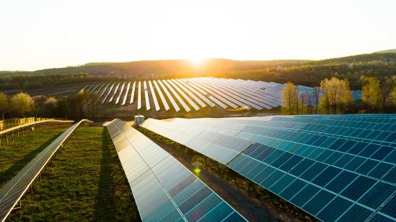 Champ photovoltaïque