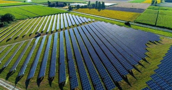 Agriculture et énergie verte