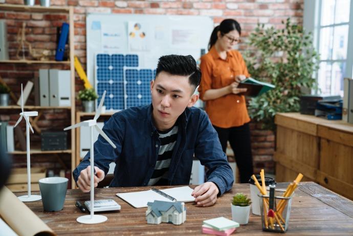 entreprise spécialisé dans le solaire