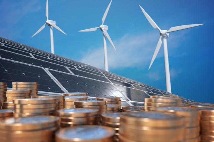 Financement d'un projet de panneau solaire sur bâtiment industriel