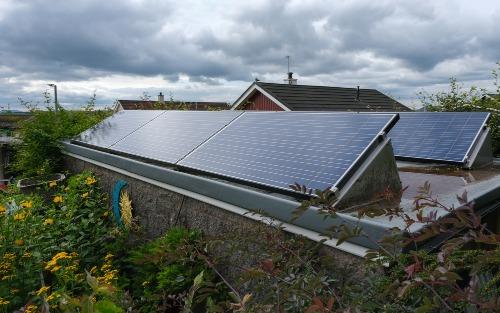 financer un hangar photovoltaïque