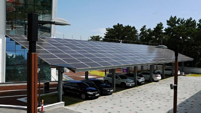 financer l'installation d'une ombrière photovoltaïque